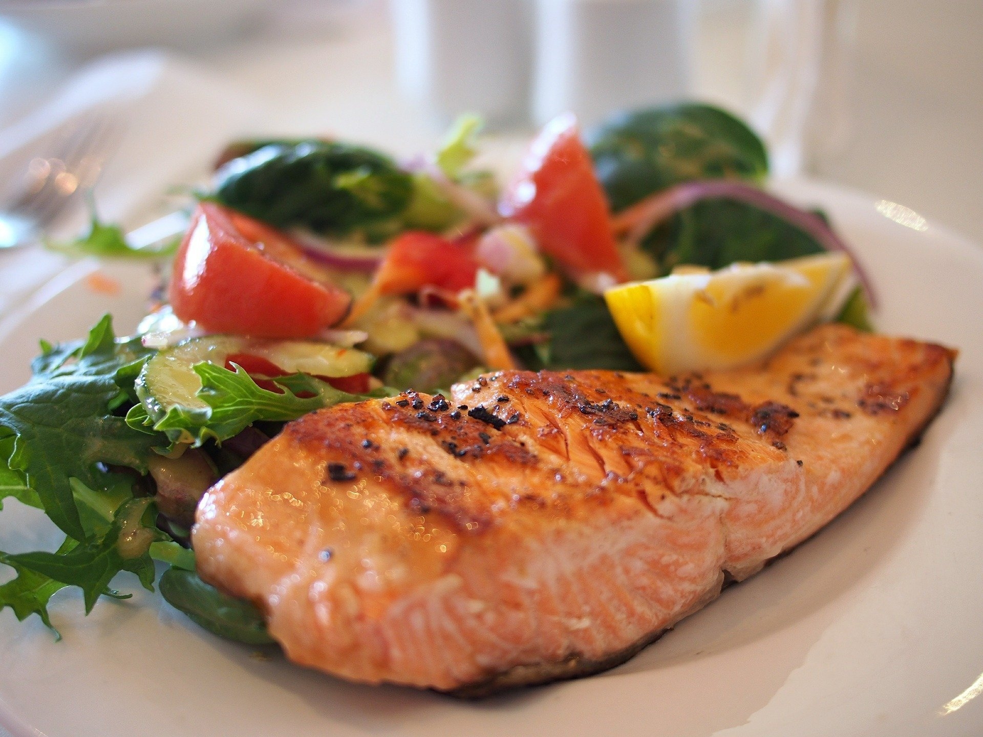 Comida saludable IMSKE