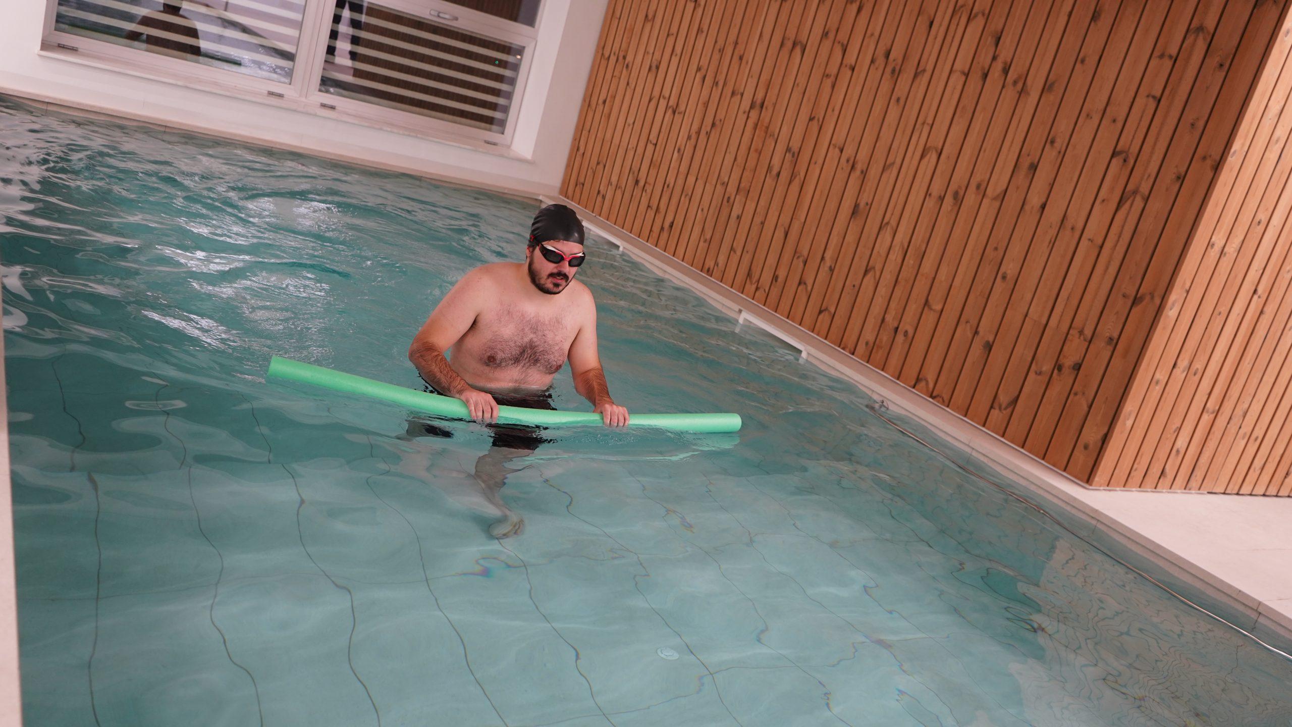 piscina imske rehabilitación
