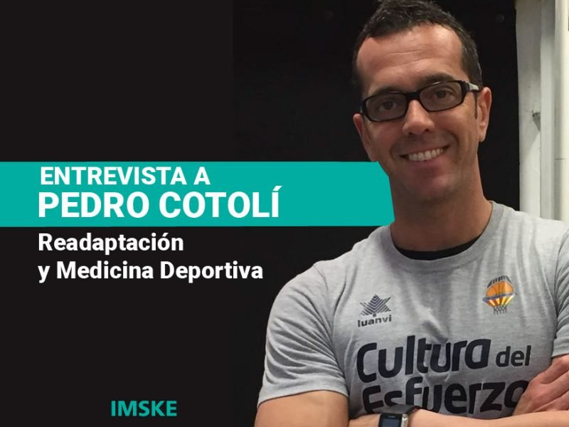 Pedro Cotolí IMSKE